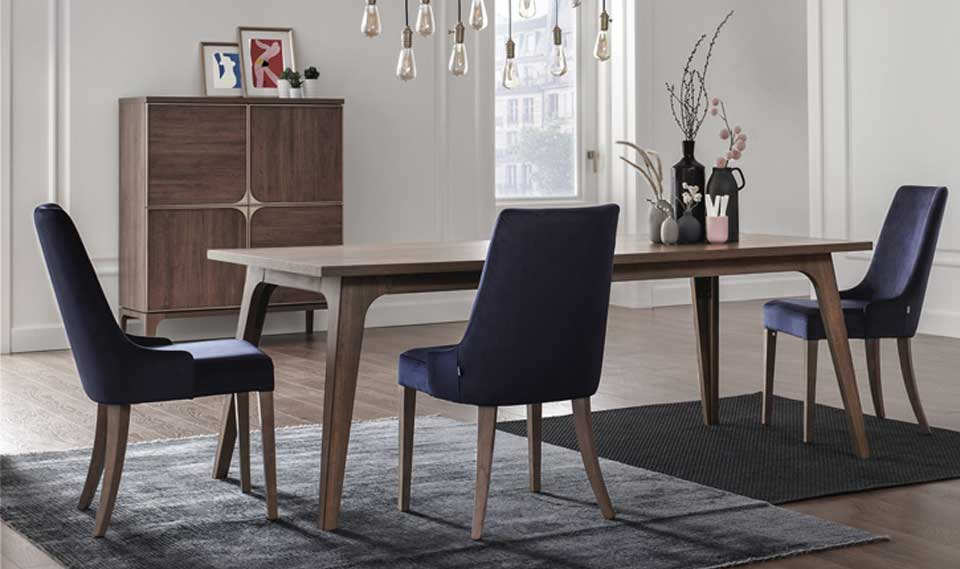 Gold Dining Table With 6 Chairs S Abdulla
