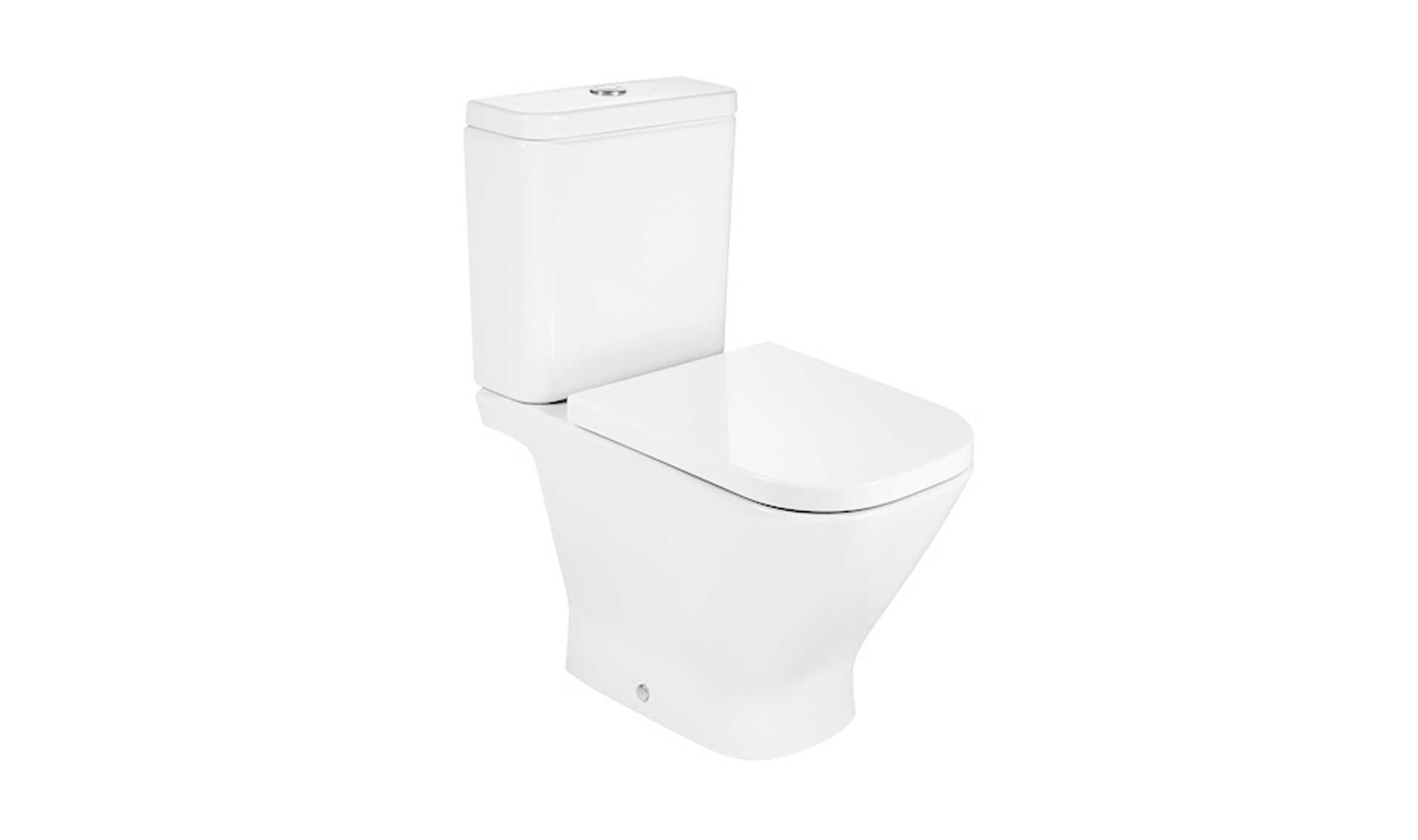 Gap Pack Floor Mounted Wc White S Abdulla