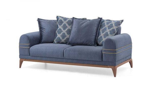 Bella 2 Seater Sofa (With Bed)