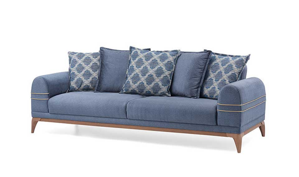 Bella 3 Seater Sofa (With Bed)