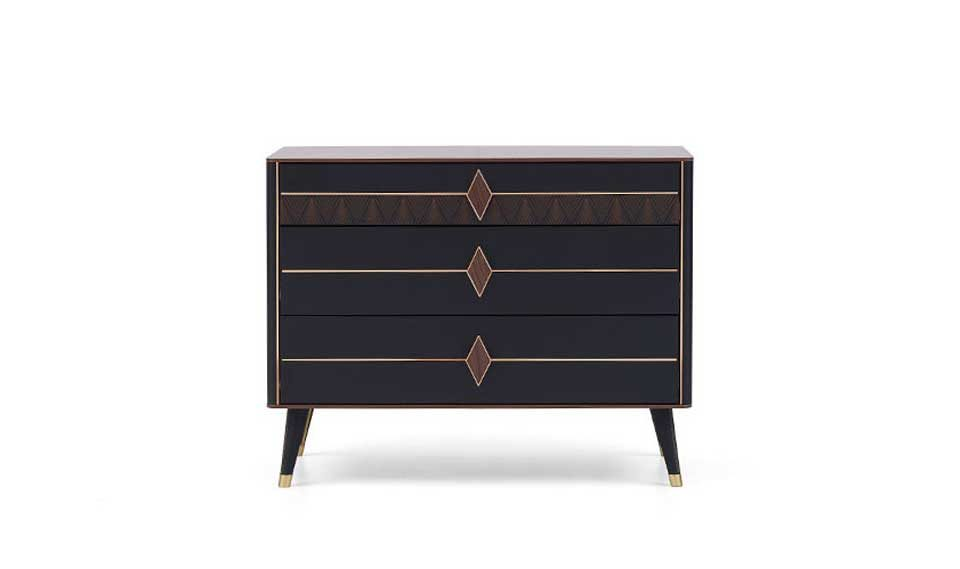 Diamond Dresser With Mirror-copy